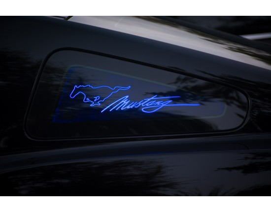 Mustang Side Window Panel 2010 to 2014